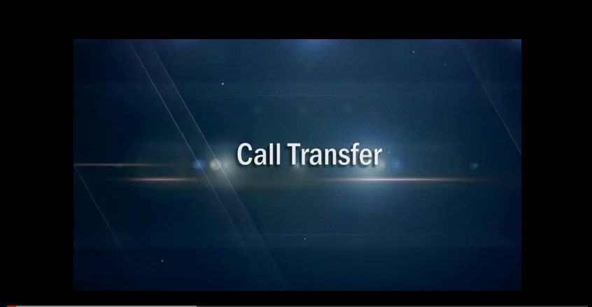 Transferring Calls with Yealink